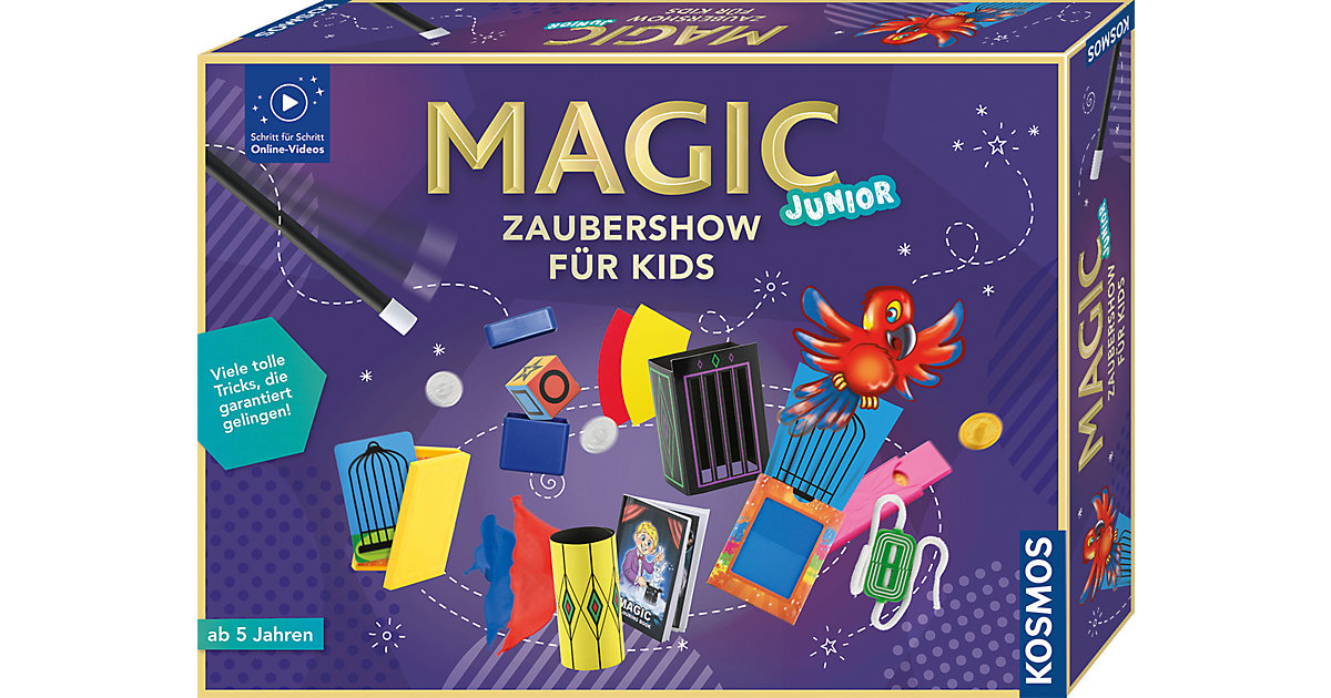 Magic Zaubershow Kids  Kinder