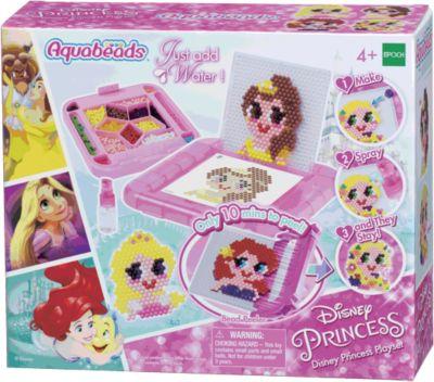 Basteln & Kreativität Aquabeads Rapunzel Figurenset Bastelset Basteln Bastelperlen Perlen Figuren