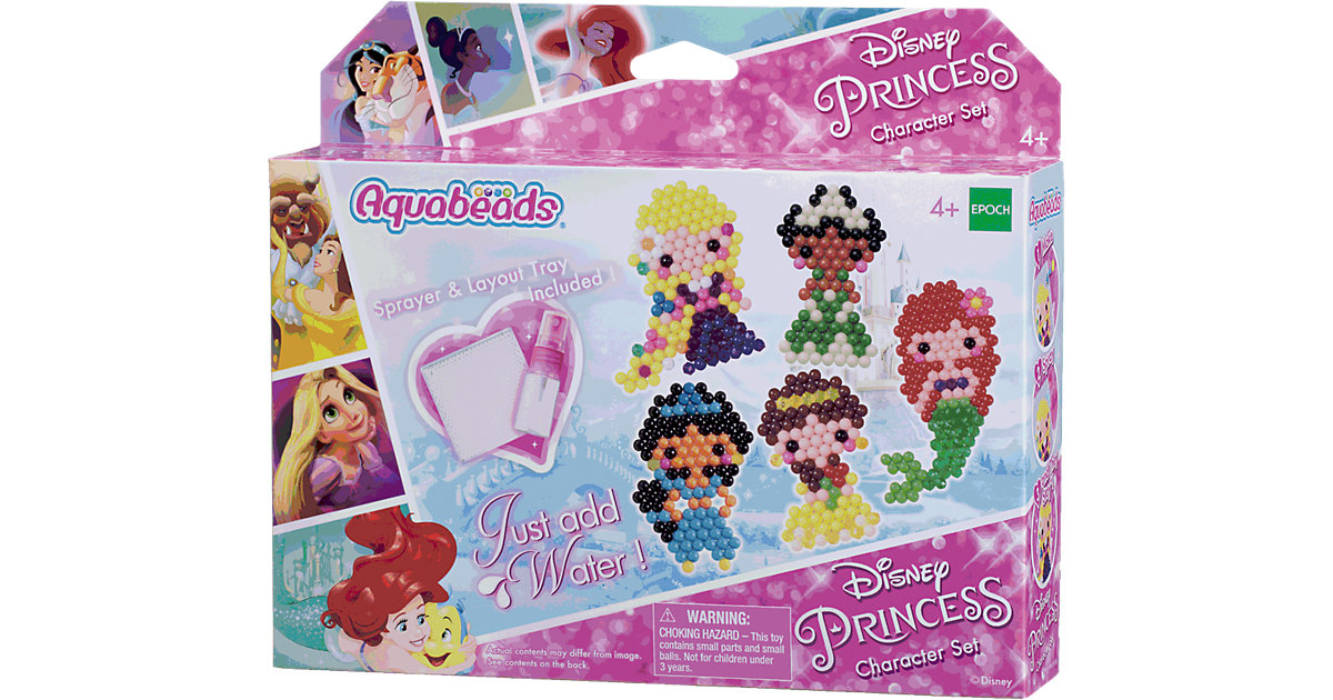 Aquabeads Disney Prinzessinnen Figurenset