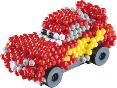 Bügelperlen Aquabeads Cars 3 3D Cruz Ramirez Motivset Bastelset 780 Perlen Basteln Spielzeug