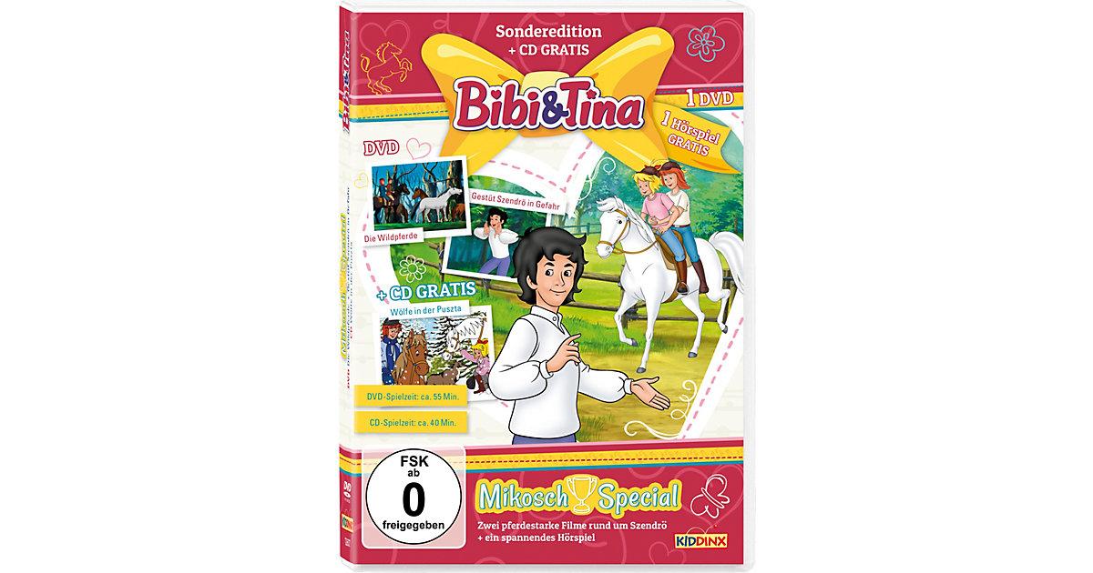DVD Bibi & Tina - Das Mikosch-Special (+CD)