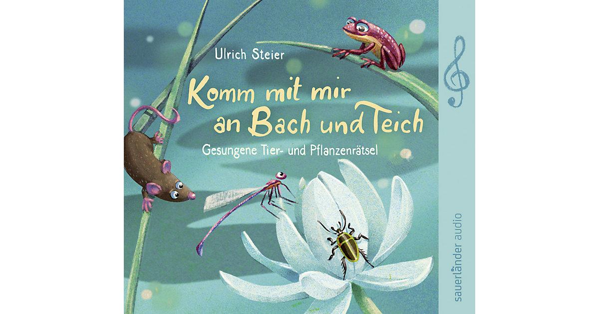 CD Komm mit mir an Bach und Teich - Gesungene T...