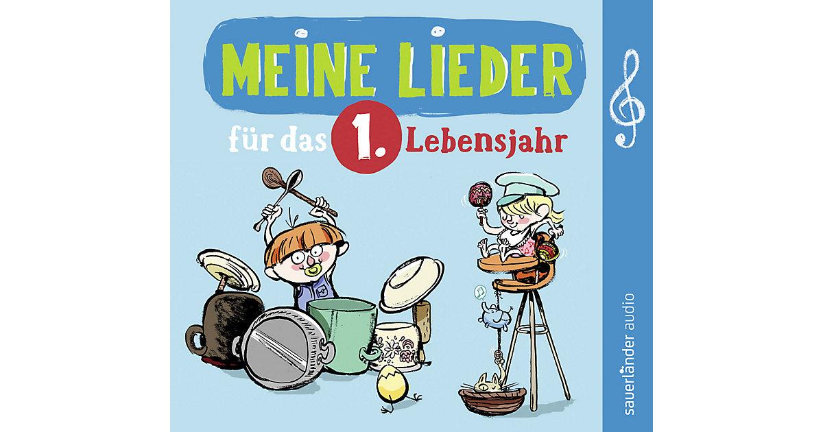 CD Meine Lieder das 1.Lebensjahr Kinder