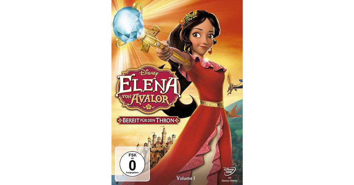 DVD Elena von Avalor: Bereit den Thron (Volume ...