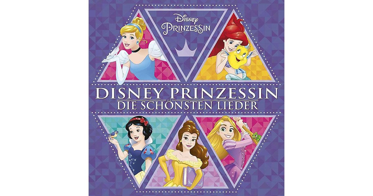 CD Disney Prinzessin - Die Schönsten Lieder