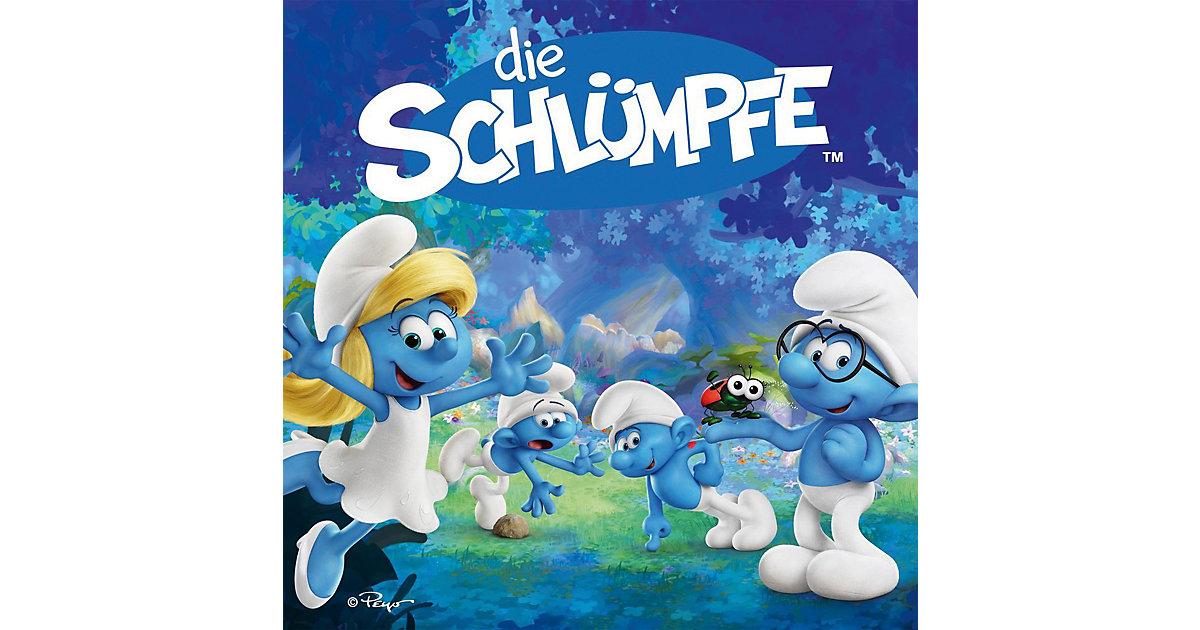 CD Die Schlümpfe - Das verschlumpfte Album