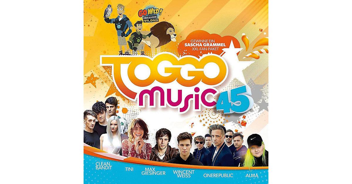 CD Toggo Music 45