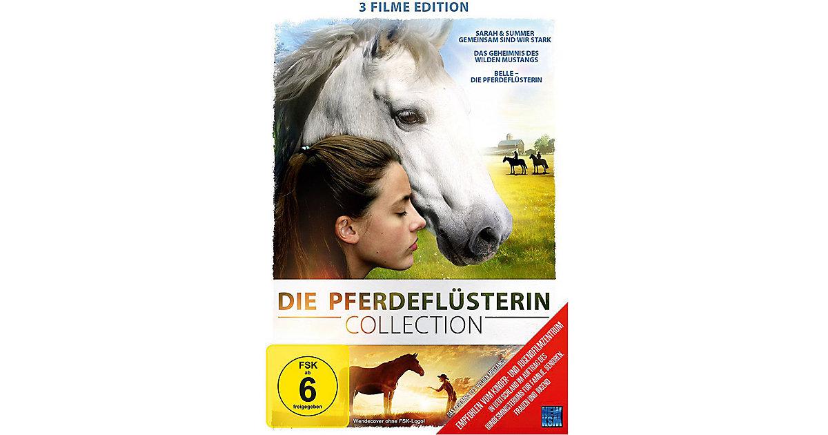 DVD Die Pferdeflüsterin Collection - 3 Filme auf 1 DVD Hörbuch