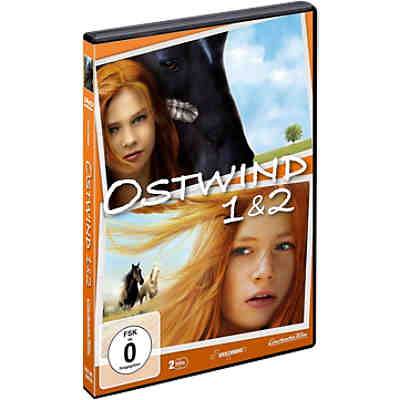 DVD Ostwind 1 & 2 (2 DVDs)