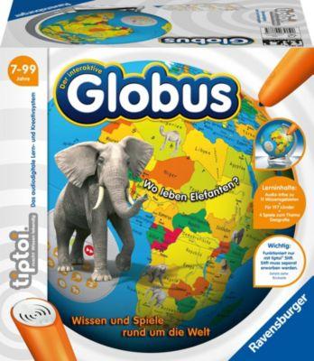 tiptoi® interaktiver Globus (ohne Stift), tiptoi