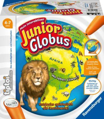 tiptoi® Mein interaktiver Junior Globus (ohne Stift), tiptoi