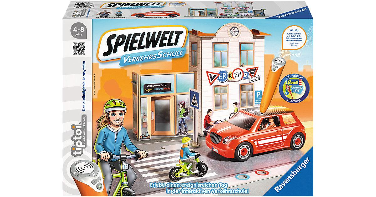tiptoi® Spielwelt Verkehrsschule (ohne Stift)