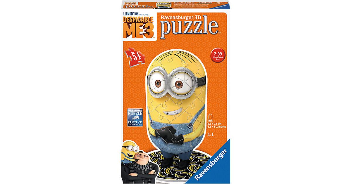 3D Puzzle 54 Teile Shaped Jeans Minion Ich - ei...