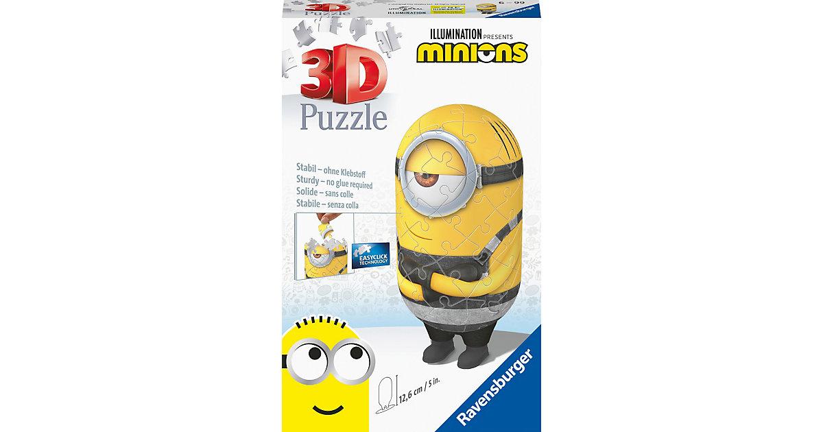 3D Puzzle 54 Teile Shaped Prisoner Minion - Ich...