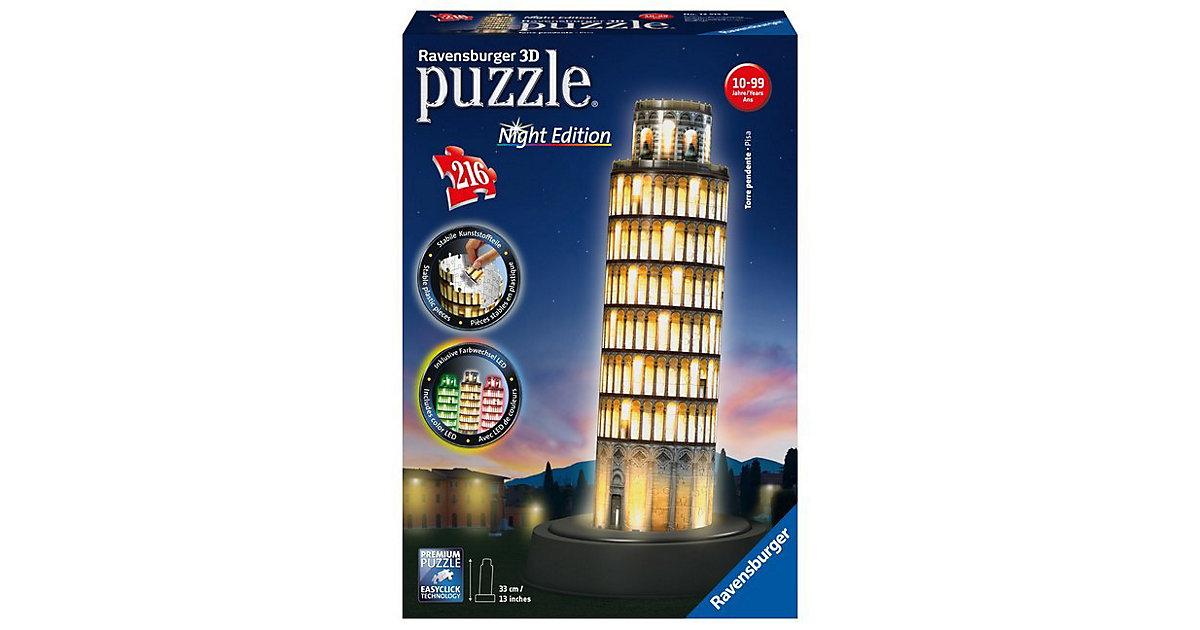 3D-Puzzle-Bauwerke 216 Teile Schiefer Turm von ...