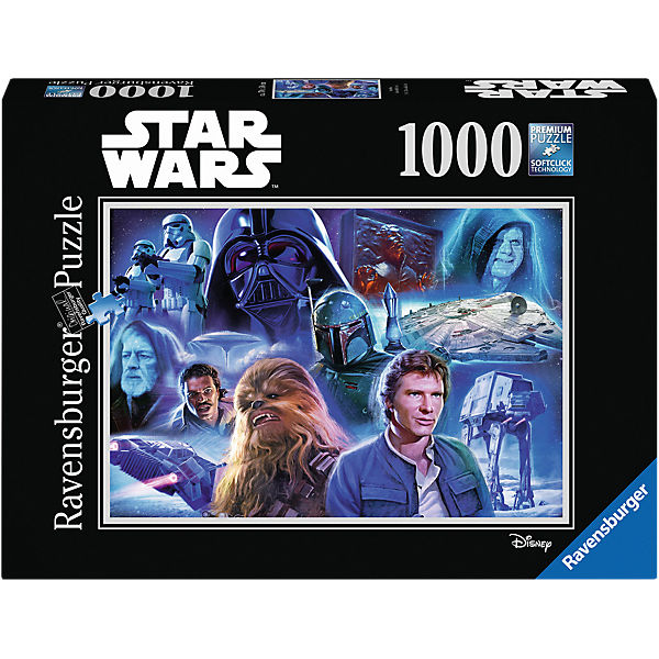 Puzzle 1000 Teile Star Wars Collection 2