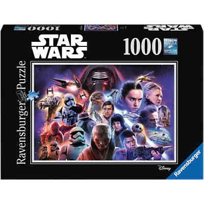 Puzzle 1000 Teile Star Wars Collection 4