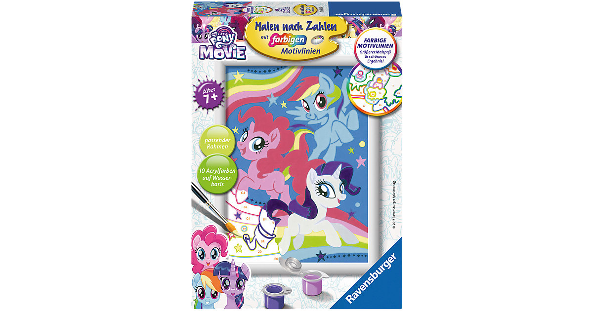 My little Pony: Magie der Freundschaft