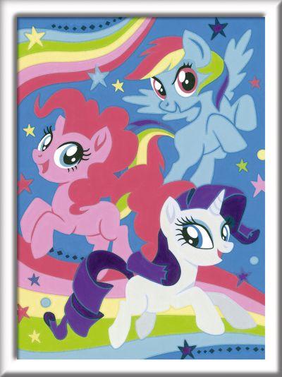 Basteln Malen My Little Pony Online Kaufen Mytoys