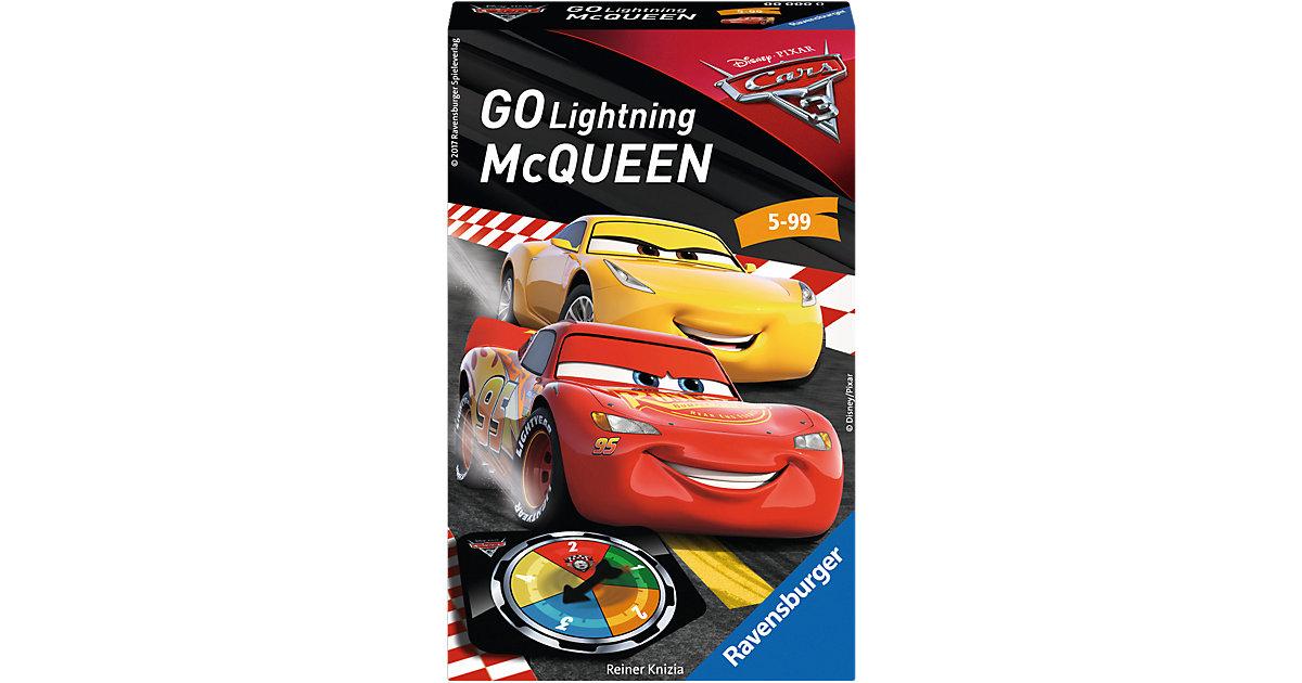 Mitbringspiel Disney/Pixar Cars 3 Go, Lightning McQueen