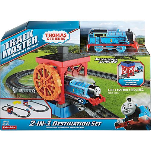 Набор 2-в-1 «Угольный бункер/Водяное колесо», Томас и его друзья