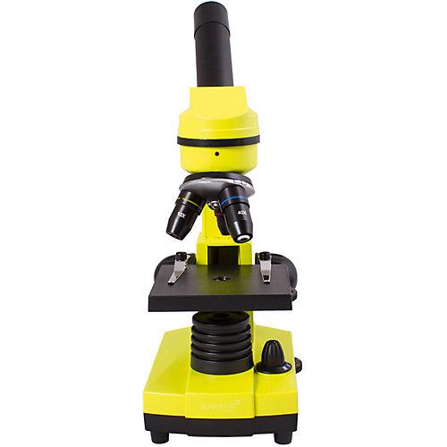 Микроскоп Levenhuk Rainbow 2L Lime\Лайм от Levenhuk