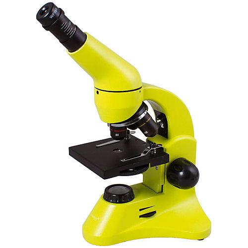 Микроскоп Levenhuk Rainbow 50L PLUS, 64х-640х от Levenhuk
