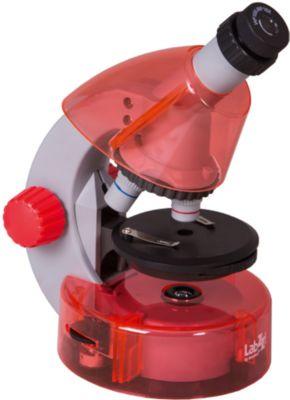 Микроскоп Levenhuk LabZZ M101 OrangeАпельсин