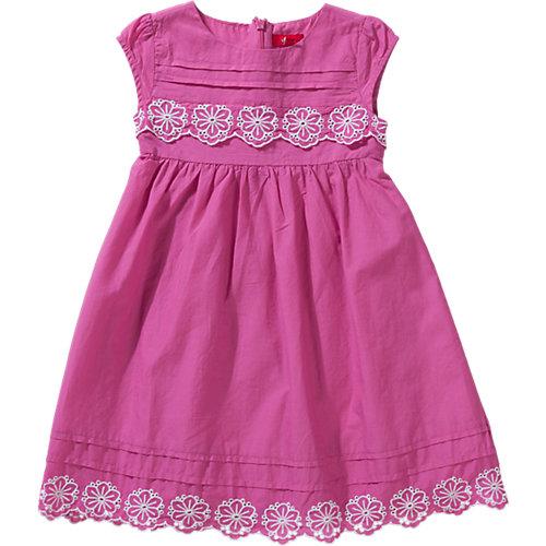 s.Oliver Kinder Kleid Gr. 116 Mädchen Kleinkinder Sale Angebote Döbern