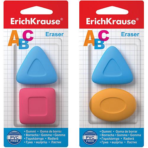 Набор из 2-х ластиков ABC, Erich Krause от Erich Krause