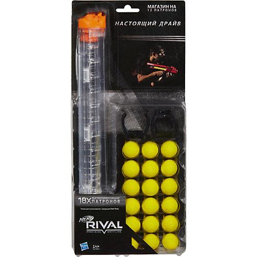"""Игровой набор Nerf """"Rival"""" Запасной магазин + 18 шариков от Hasbro"""