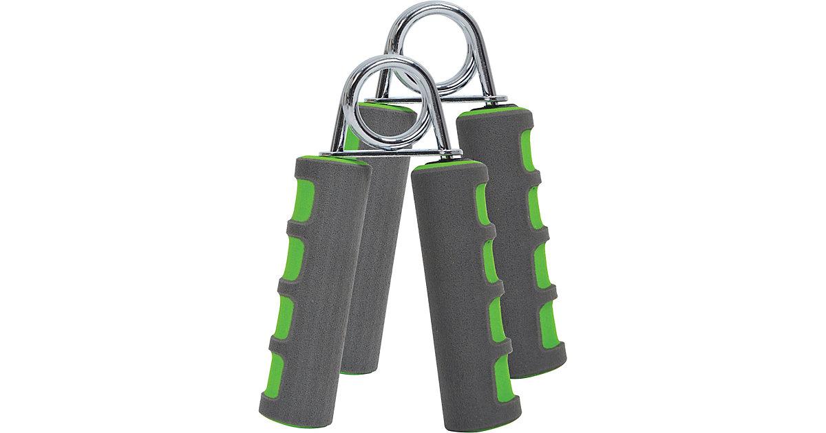 Handmuskeltrainer Set grau