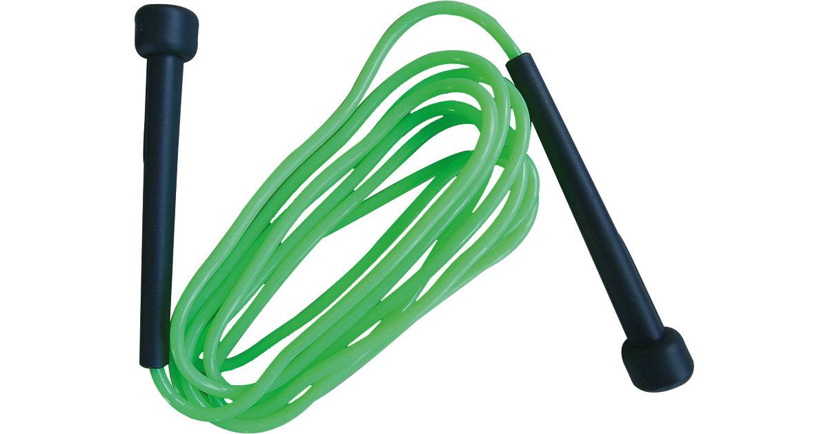 Springseil Speed Rope, 300 cm grün