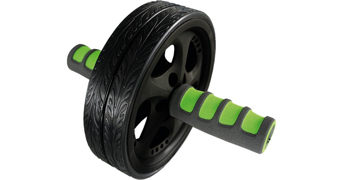 AB-Roller / Bauchtrainer schwarz