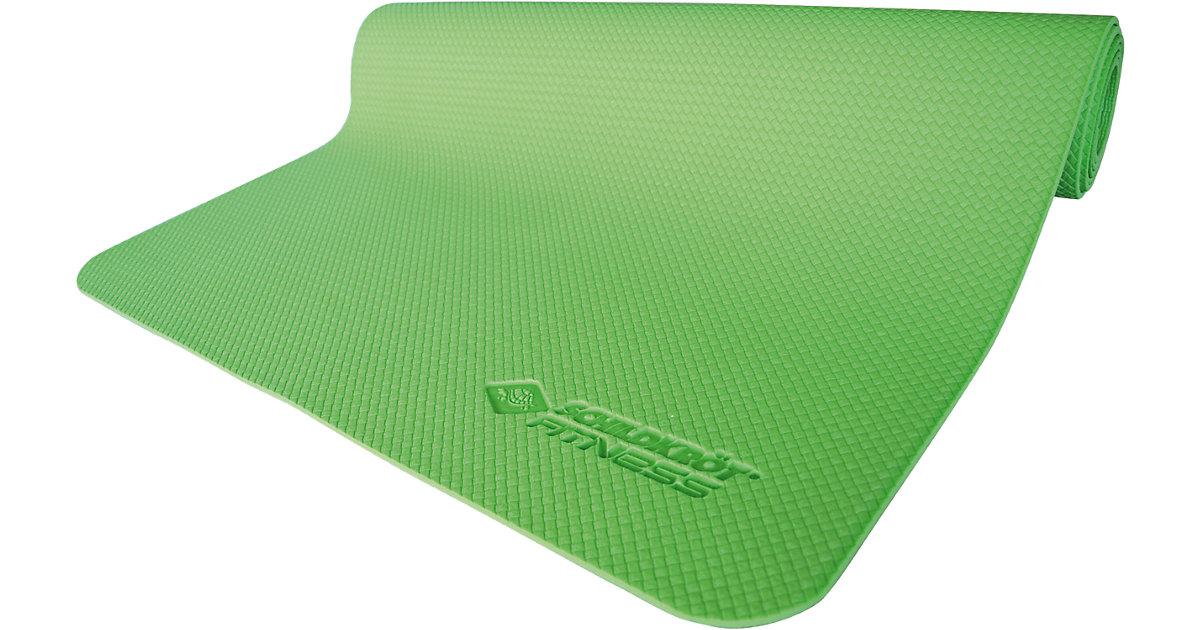 Yogamatte 4mm, grün