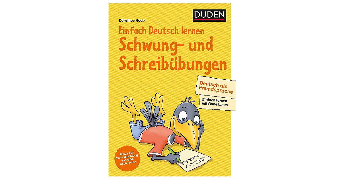 Duden Einfach lernen mit Rabe Linus: Einfach De...