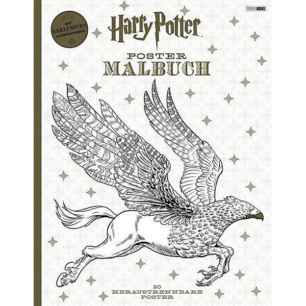 Harry Potter Postermalbuch, Harry Potter | myToys