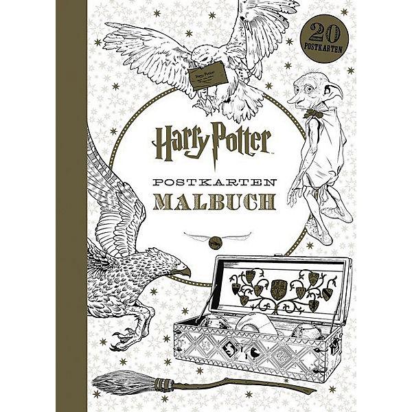 Harry Potter Postkartenmalbuch, Harry Potter | myToys