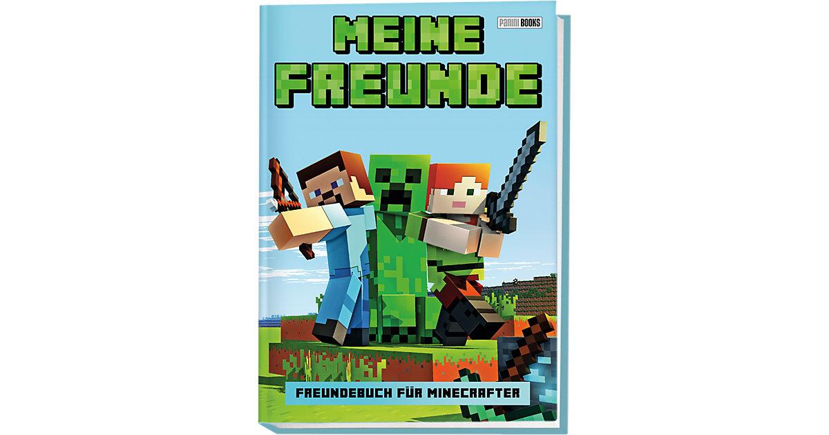 Minecraft: Meine Freunde