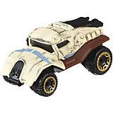"Машинка Hot Wheels ""Star Wars"" Shark Trooper Yellow SW"