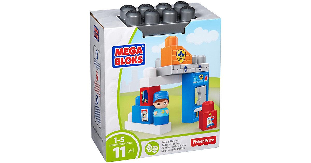 Mega Bloks Polizeiwache Spielset