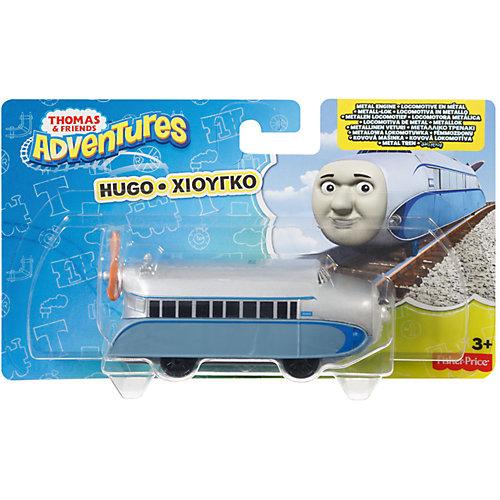 Большой паровозик, Томас и его друзья от Mattel