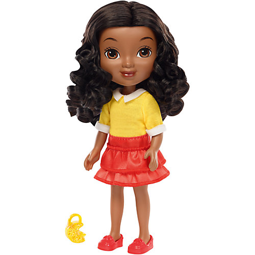 Кукла Эмма, Fisher Price, Даша и друзья от Mattel