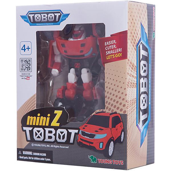 Фигурка-трансформер Young Toys Мини-Тобот Z