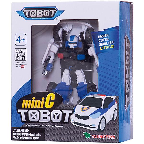 Фигурка-трансформер Young Toys Мини-Тобот C