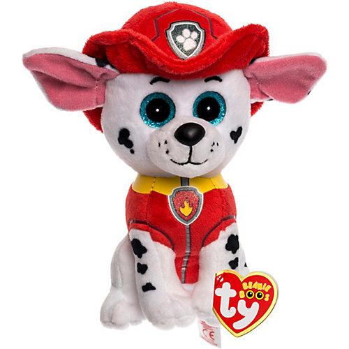 Мягкая игрушка TY Щенячий патруль Маршал, 15 см от Ty