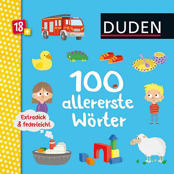 Duden 100 allererste Wörter, Duden   myToys