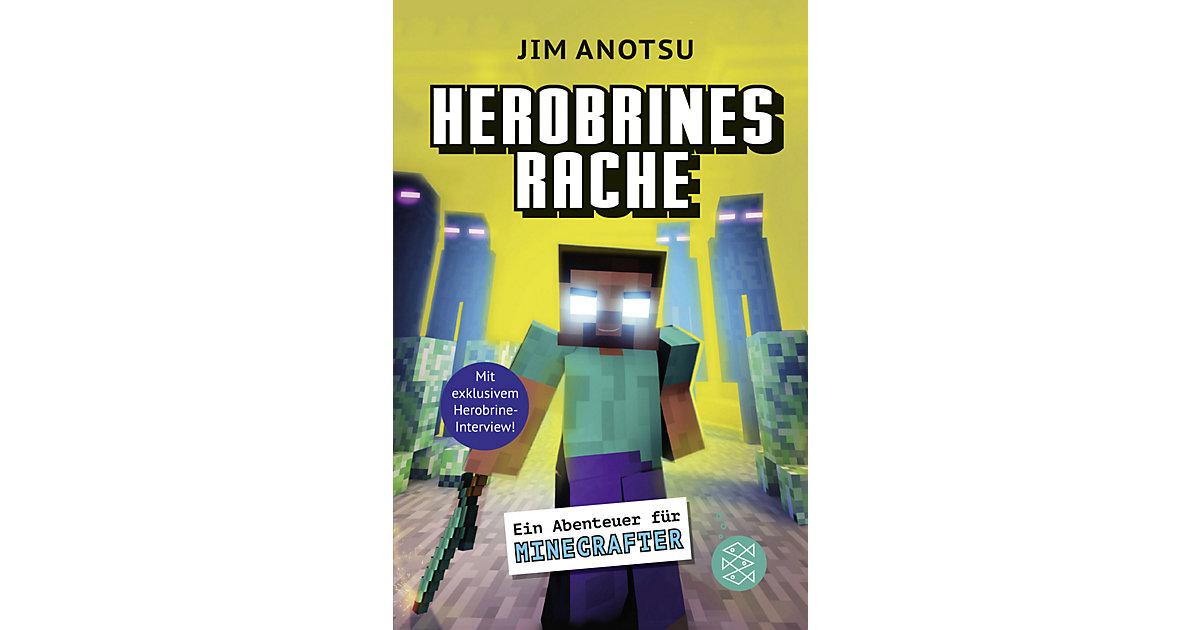 Herobrines Rache: Ein Abenteuer Minecrafter Kinder