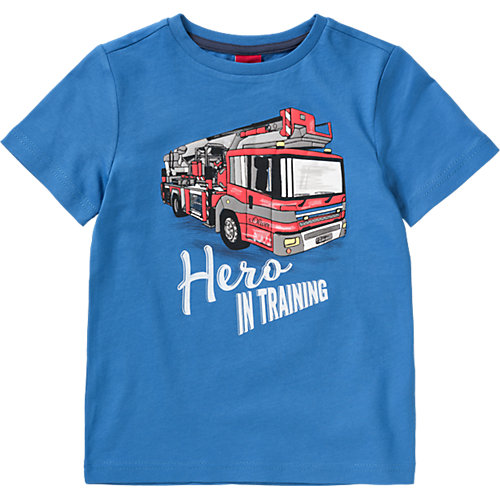 s.Oliver T-Shirt REG, Feuerwehr Gr. 140 Jungen Kinder Sale Angebote Briesen