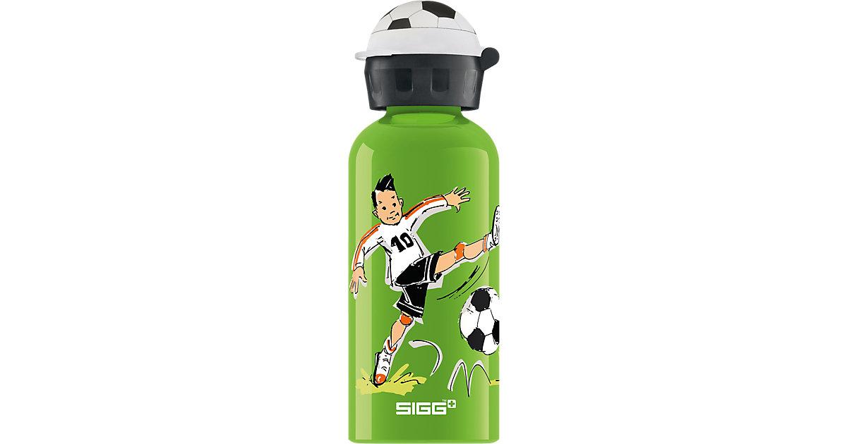 Alu-Trinkflasche Footballcamp, 400 ml